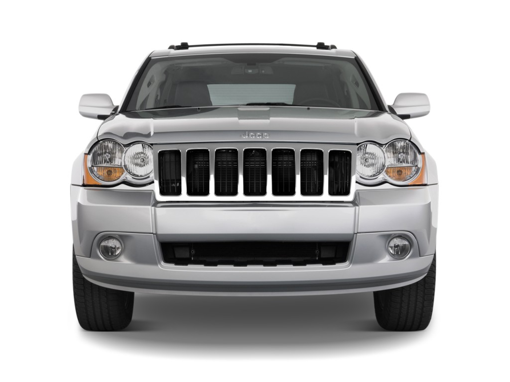 image 2010 jeep grand cherokee rwd 4 door limited front. Black Bedroom Furniture Sets. Home Design Ideas