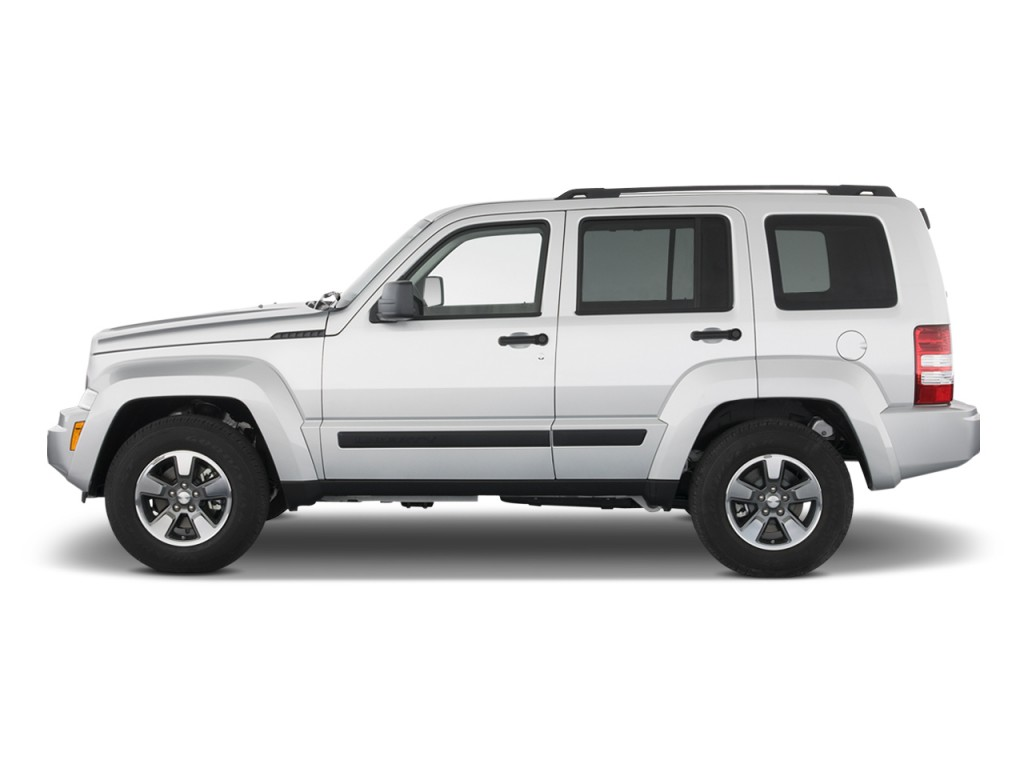image 2010 jeep liberty rwd 4 door sport side exterior. Black Bedroom Furniture Sets. Home Design Ideas