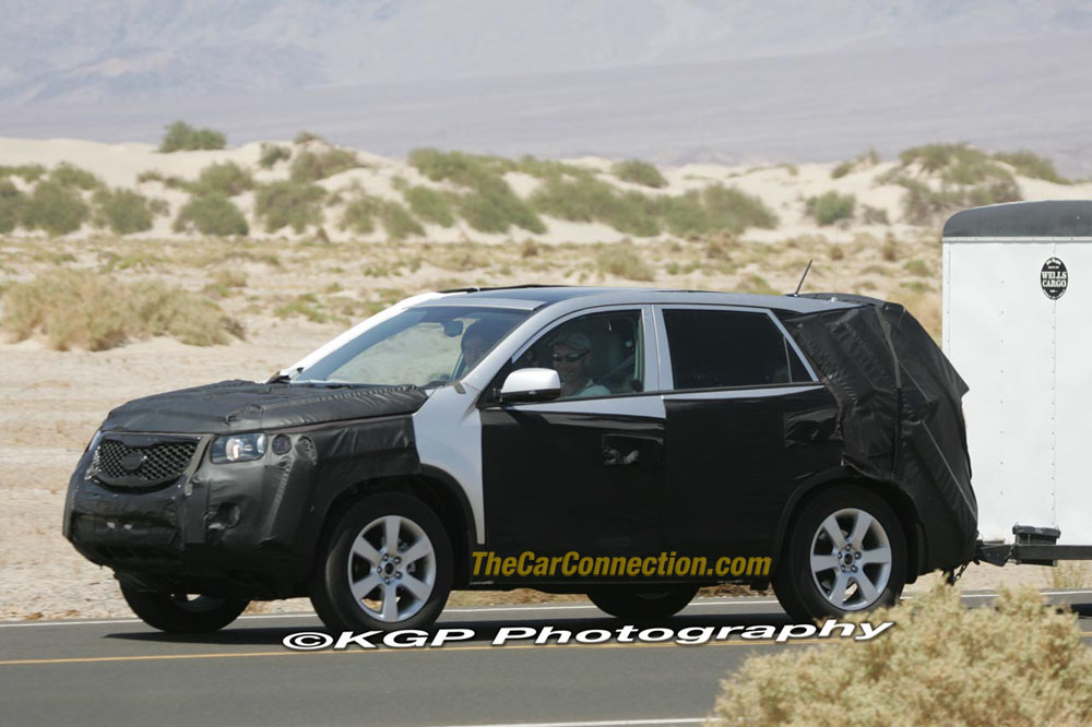 2010 kia sorento pictures photos gallery motorauthority. Black Bedroom Furniture Sets. Home Design Ideas