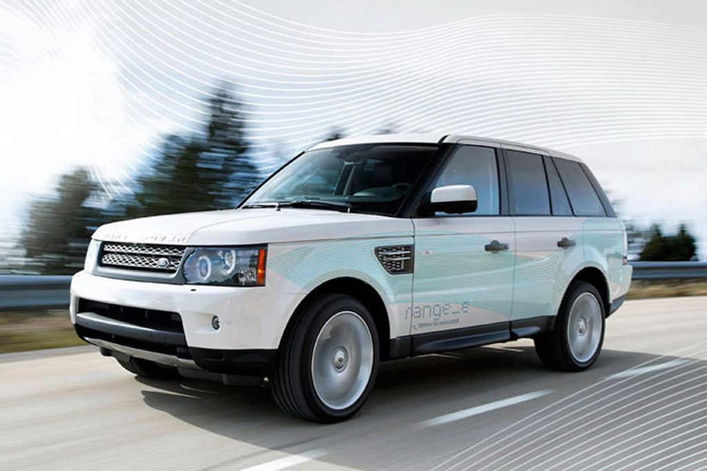 2010 Land Rover Land e Concept photo - 3
