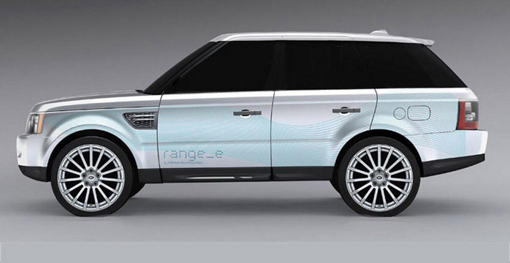 range rover hybrid coming in 2013 plug in hybrid version in 2014. Black Bedroom Furniture Sets. Home Design Ideas