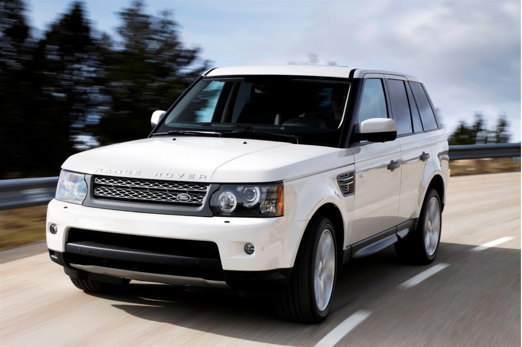 2010 land rover range - photo #2