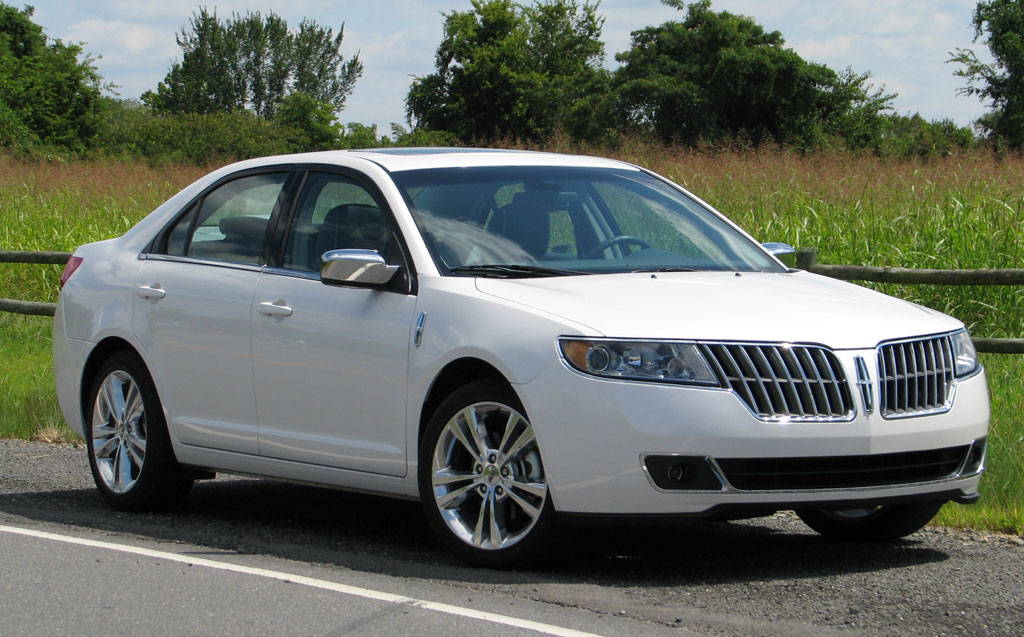 2010 Lincoln MKZ Pictures/Photos Gallery - Green Car Reports