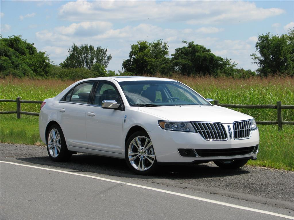 2010 Lincoln Mkz Pictures Photos Gallery Motorauthority