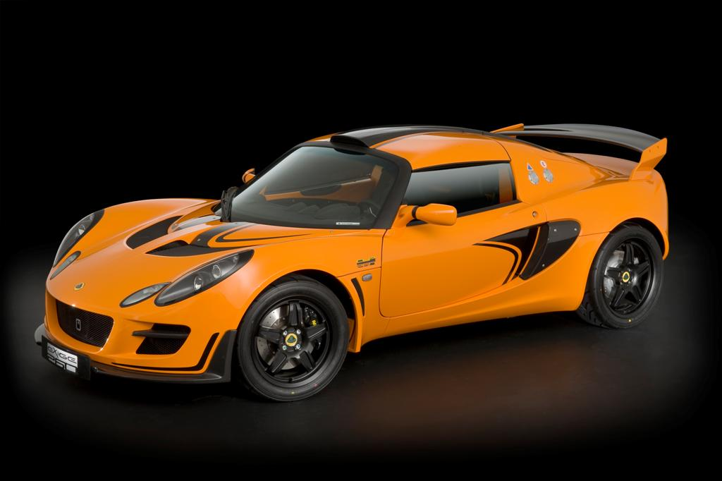 2010 Lotus Exige Cup 260 Wallpaper