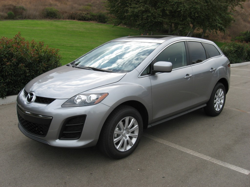 2010 mazda cx 7 pictures photos gallery green car reports. Black Bedroom Furniture Sets. Home Design Ideas