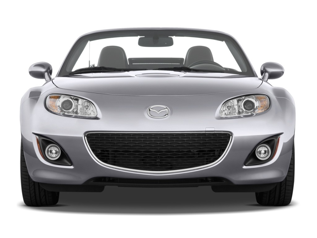 image 2010 mazda mx 5 miata 2 door convertible prht man grand touring front exterior view size. Black Bedroom Furniture Sets. Home Design Ideas