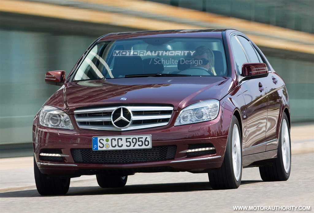 2010 mercedes benz c class pictures photos gallery green car reports. Black Bedroom Furniture Sets. Home Design Ideas