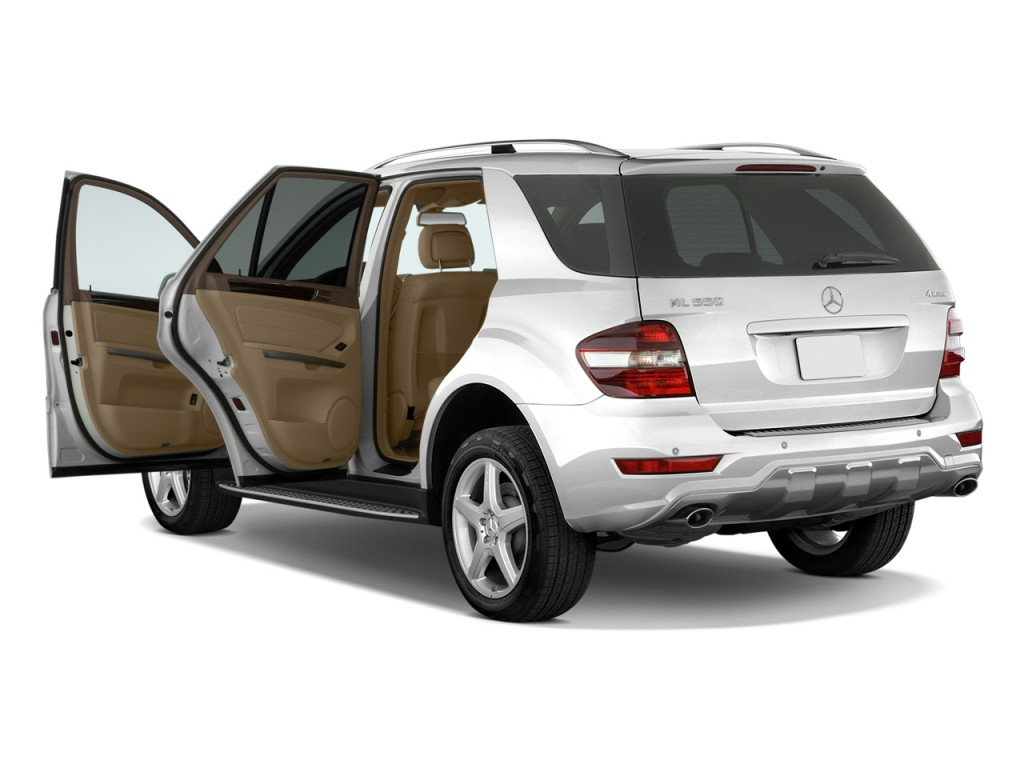 image 2010 mercedes benz m class 4matic 4 door 5 5l open. Black Bedroom Furniture Sets. Home Design Ideas