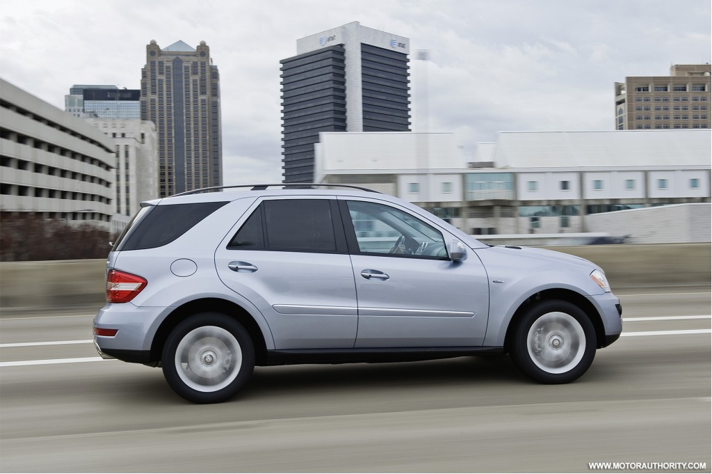 2010 mercedes benz ml450 hybrid preview for Mercedes benz ml450 hybrid