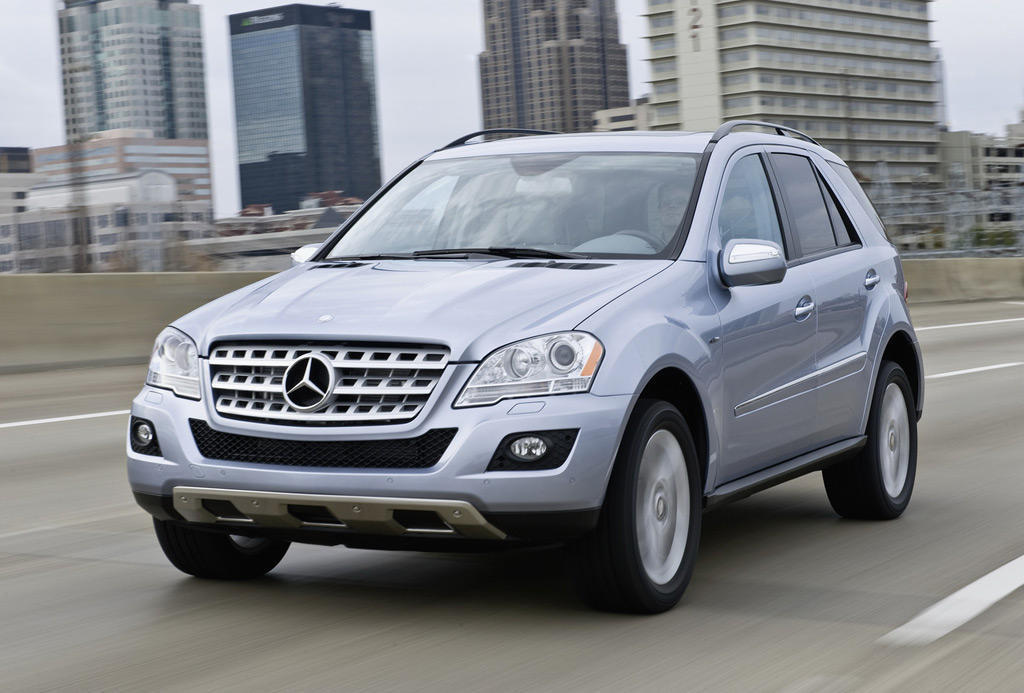 preview 2010 mercedes benz ml450 hybrid