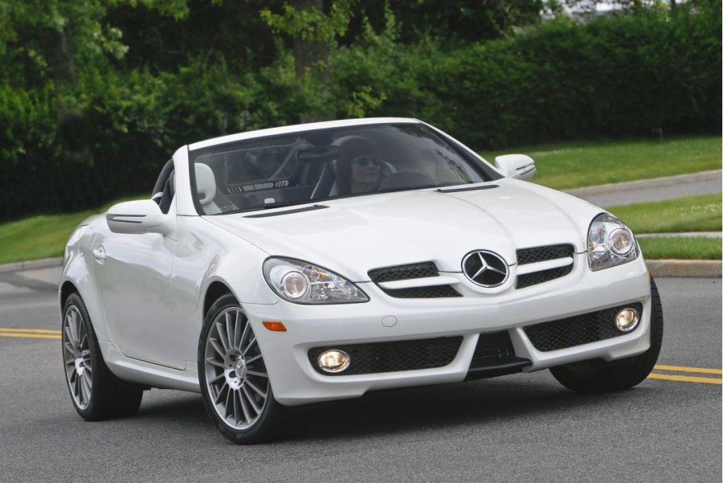 2010 mercedes benz slk class pictures photos gallery motorauthority. Black Bedroom Furniture Sets. Home Design Ideas