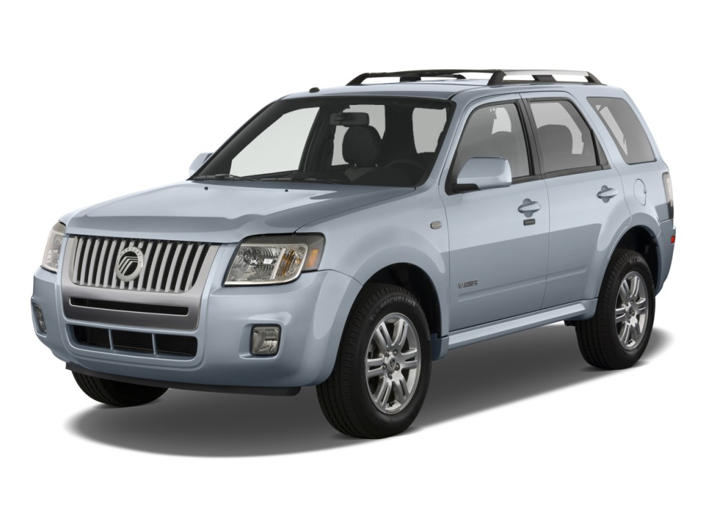 2010 Mercury Mariner Pictures Photos Gallery The Car