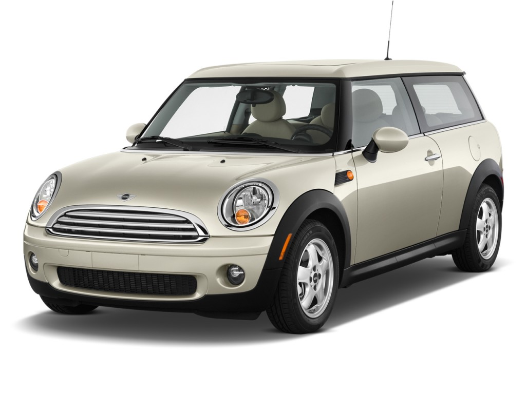 2010 MINI Cooper Clubman Pictures/Photos Gallery