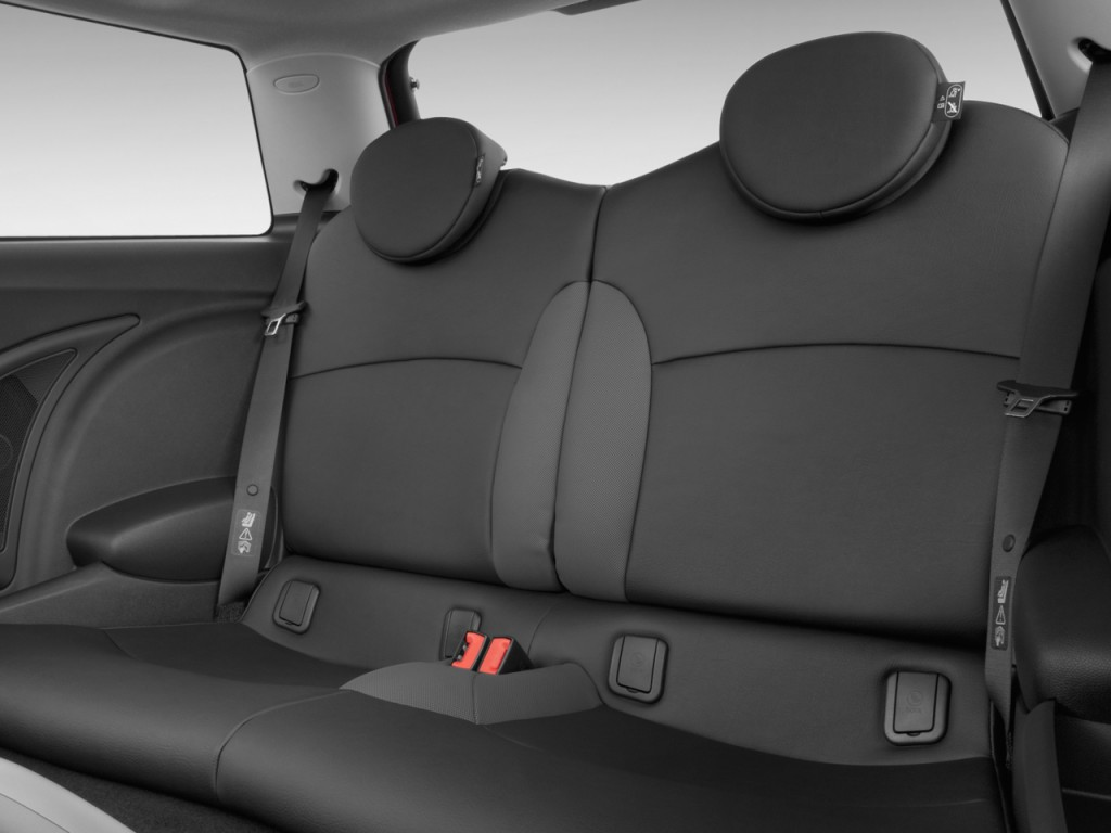 image 2010 mini cooper hardtop 2 door coupe s rear seats size 1024 x 768 type gif posted. Black Bedroom Furniture Sets. Home Design Ideas