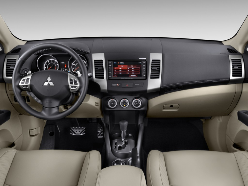 2010 Mitsubishi Outlander Gt A Fully Capable All Weather