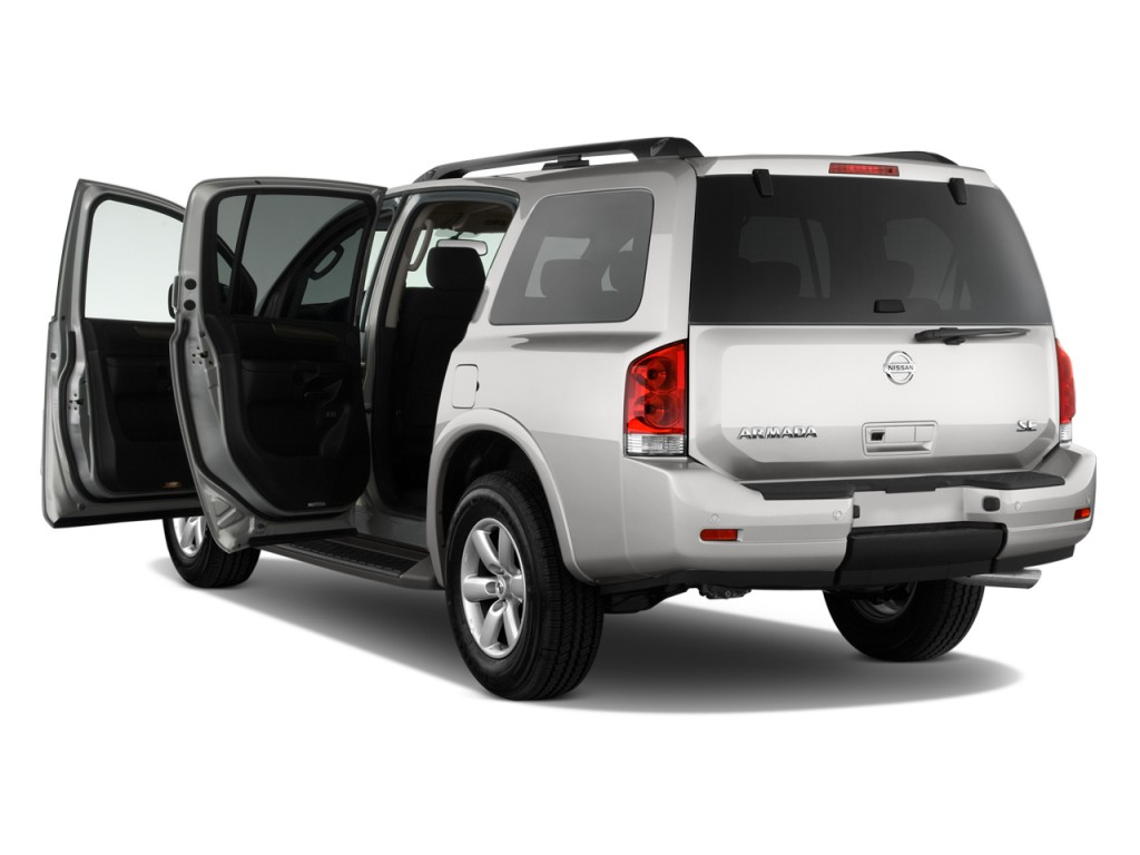 2011 nissan armada pictures photos gallery the car. Black Bedroom Furniture Sets. Home Design Ideas