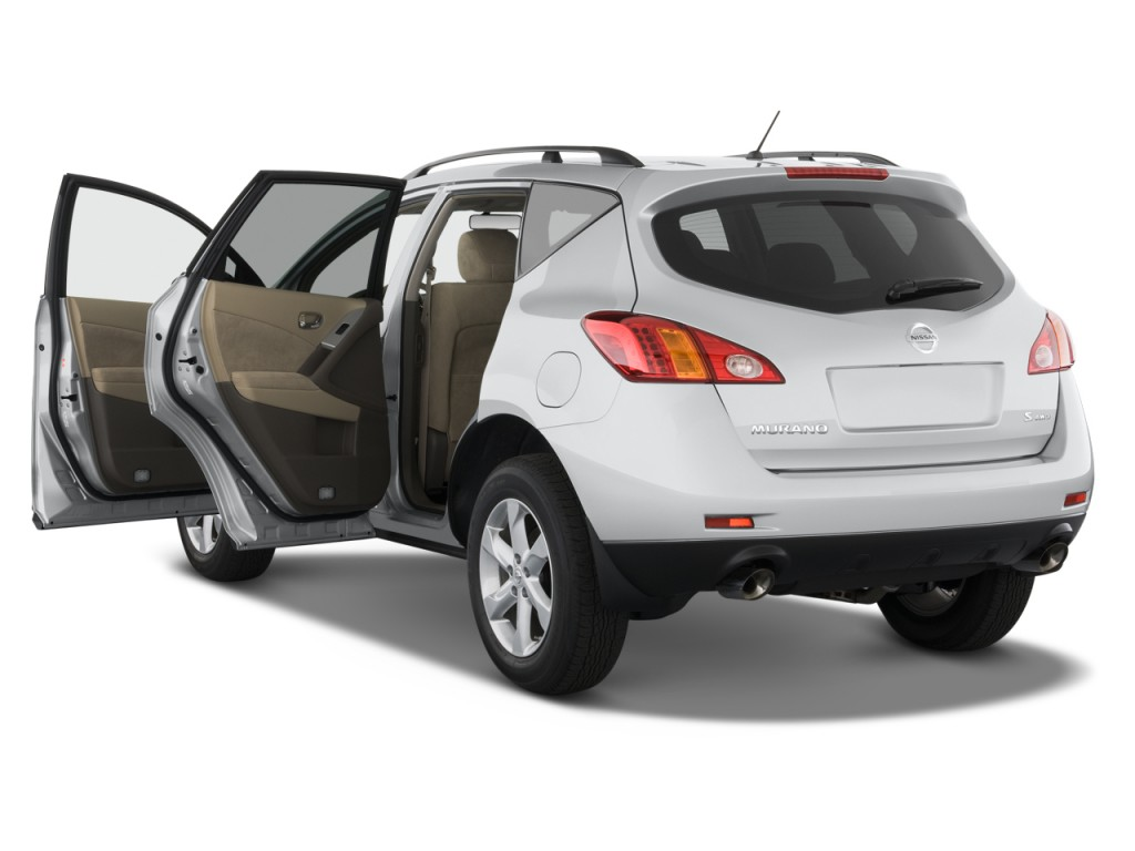 2010 Nissan Murano Pictures Photos Gallery Green Car Reports