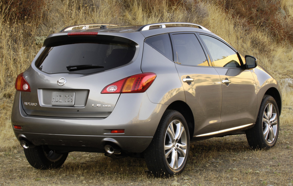 2010 Nissan Murano Pictures Photos Gallery Motorauthority