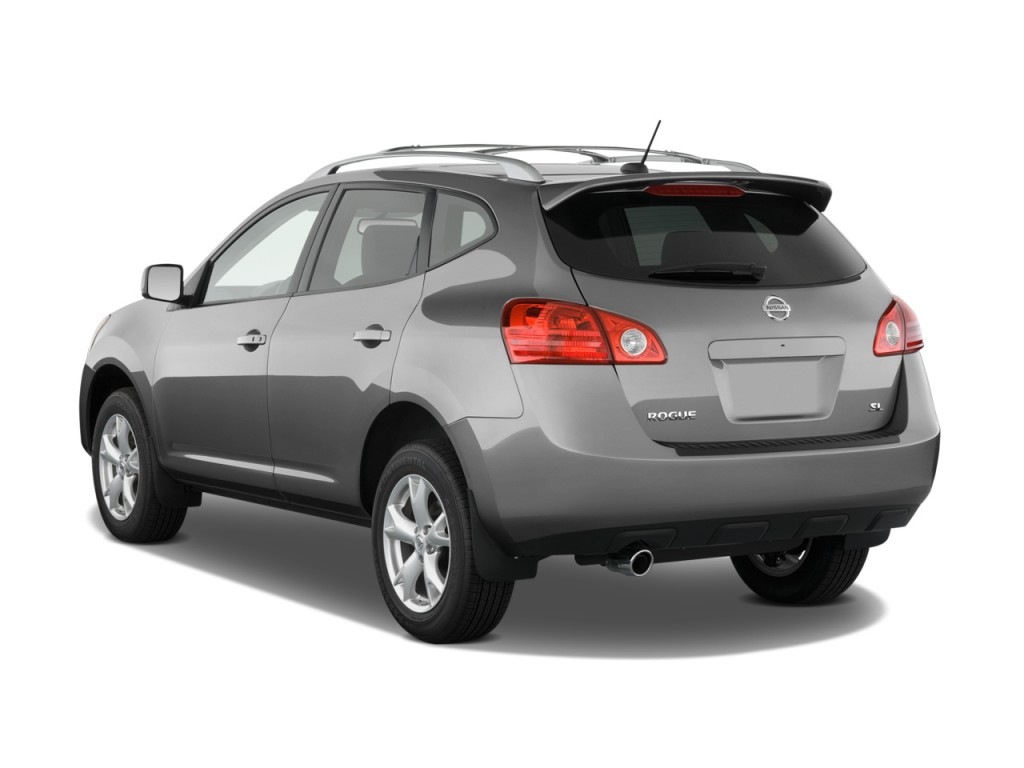 2010 Nissan Rogue Pictures Photos Gallery Motorauthority