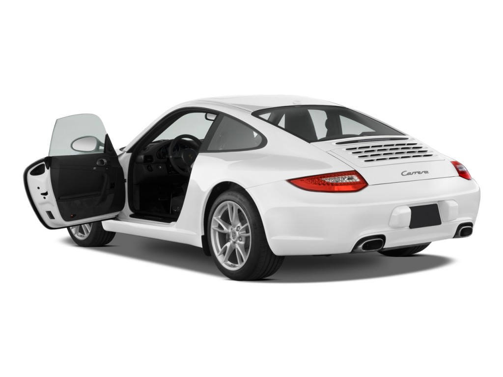image 2010 porsche 911 carrera 2 door coupe open doors. Black Bedroom Furniture Sets. Home Design Ideas