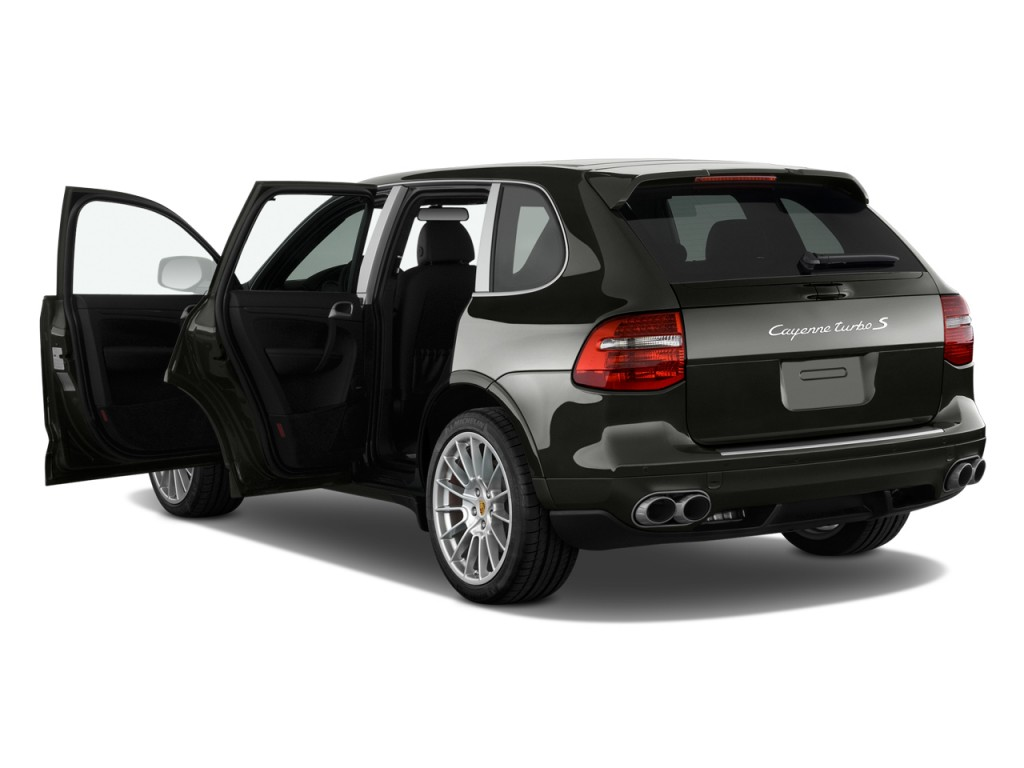 2010 porsche cayenne awd 4 door turbo s open doors. Black Bedroom Furniture Sets. Home Design Ideas