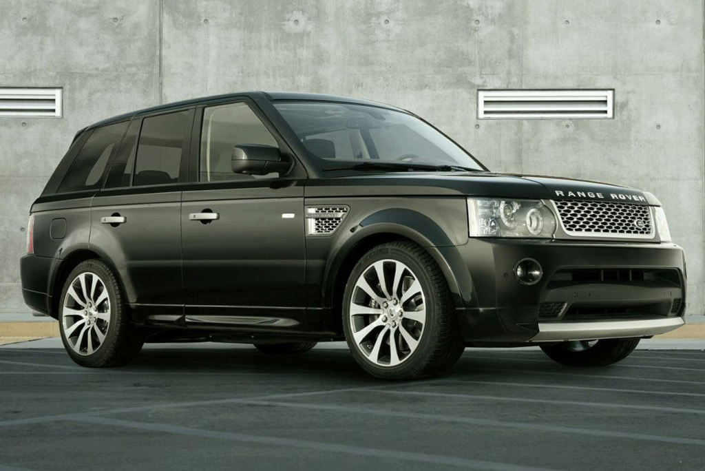2010 land rover range rover sport pictures photos gallery green car reports. Black Bedroom Furniture Sets. Home Design Ideas