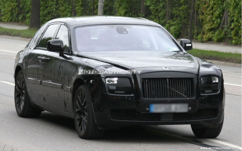 image 2010 rolls royce ghost spy shots may 001 size 1024 x 640 type gif posted on may 6. Black Bedroom Furniture Sets. Home Design Ideas