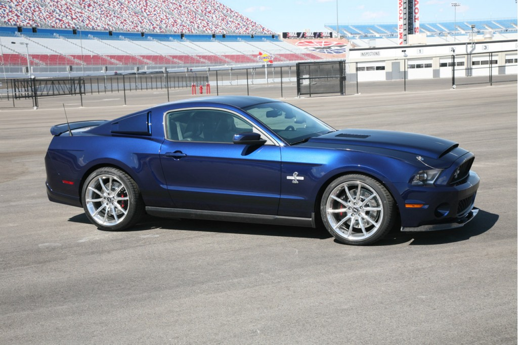 "Ford Mustang Gt500 Super Snake. Just like the previous ""Super"