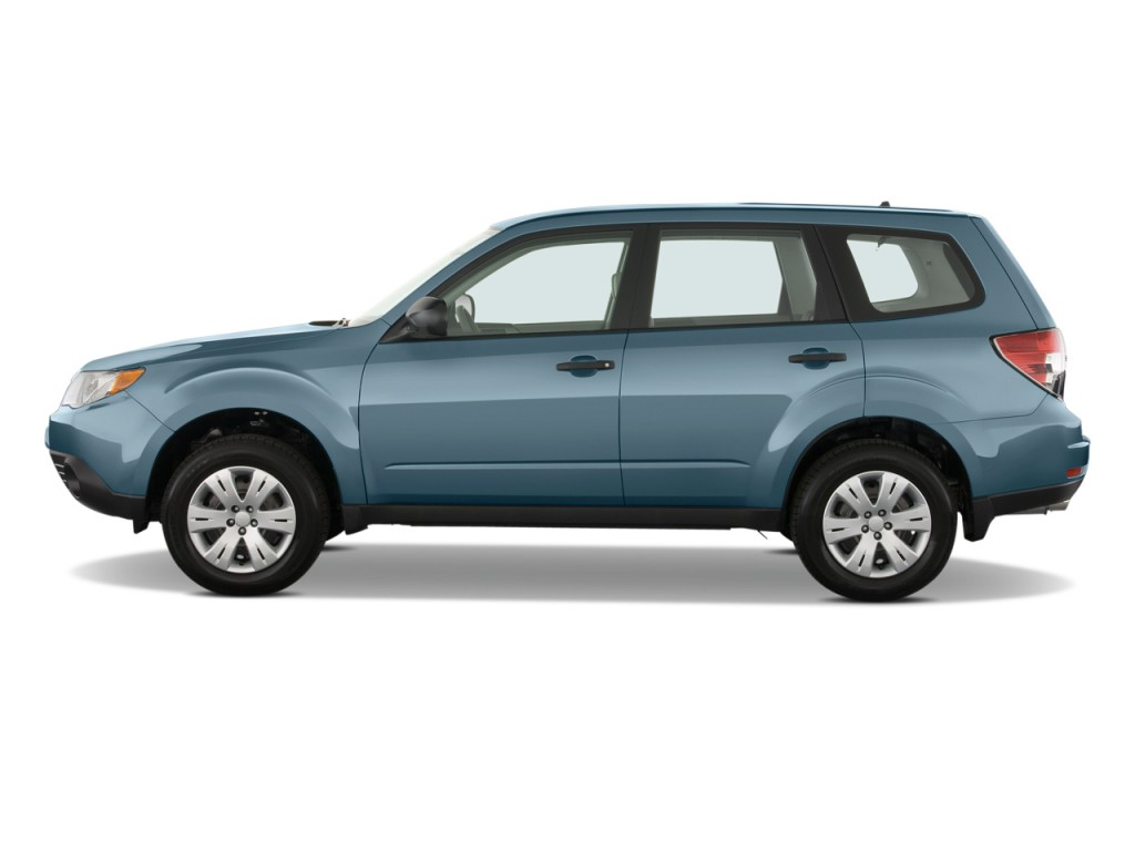 2010 Subaru Forester 2 5xt Family Car Review