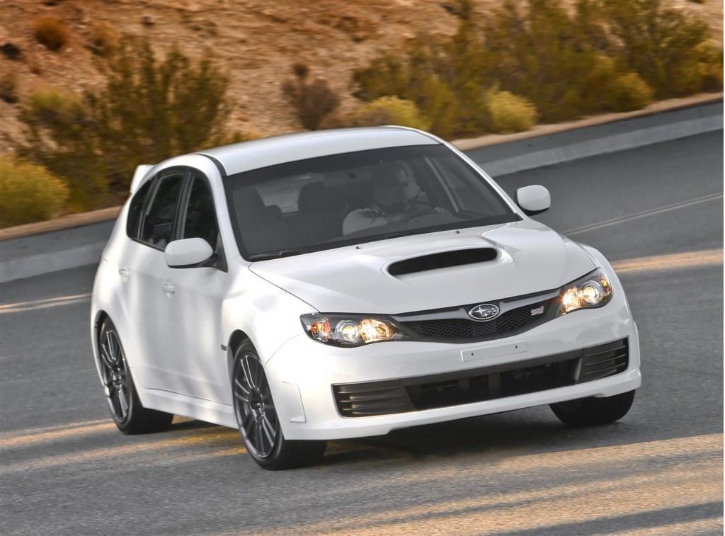 2010 subaru impreza wrx sti special edition pricing revealed. Black Bedroom Furniture Sets. Home Design Ideas