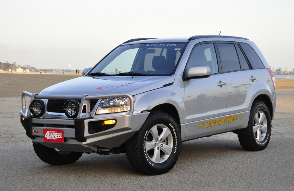Fort Worth Nissan >> 2010 Suzuki Grand Vitara Is All About Improved Value (Page 2)