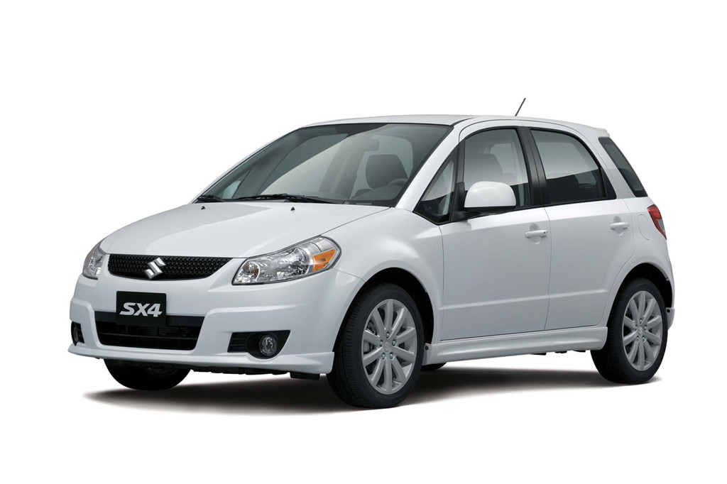 2011 Suzuki Sx4 Review Ratings Specs Prices And Photos