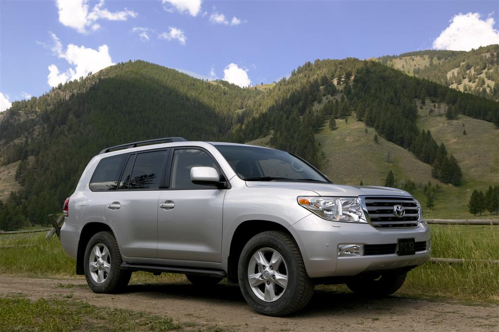 2010 toyota land cruiser pictures photos gallery. Black Bedroom Furniture Sets. Home Design Ideas
