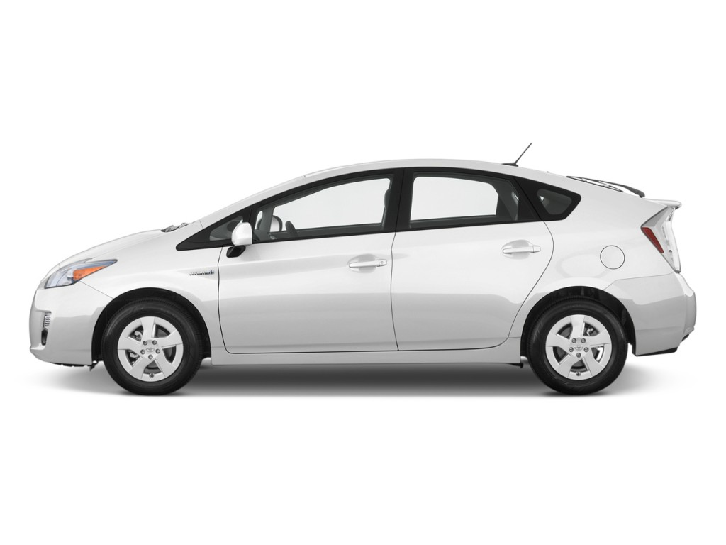 image 2010 toyota prius 5dr hb ii natl side exterior view size 1024 x 768 type gif. Black Bedroom Furniture Sets. Home Design Ideas
