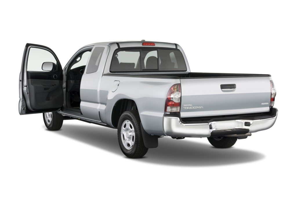 2010 toyota tacoma pictures photos gallery green car reports. Black Bedroom Furniture Sets. Home Design Ideas