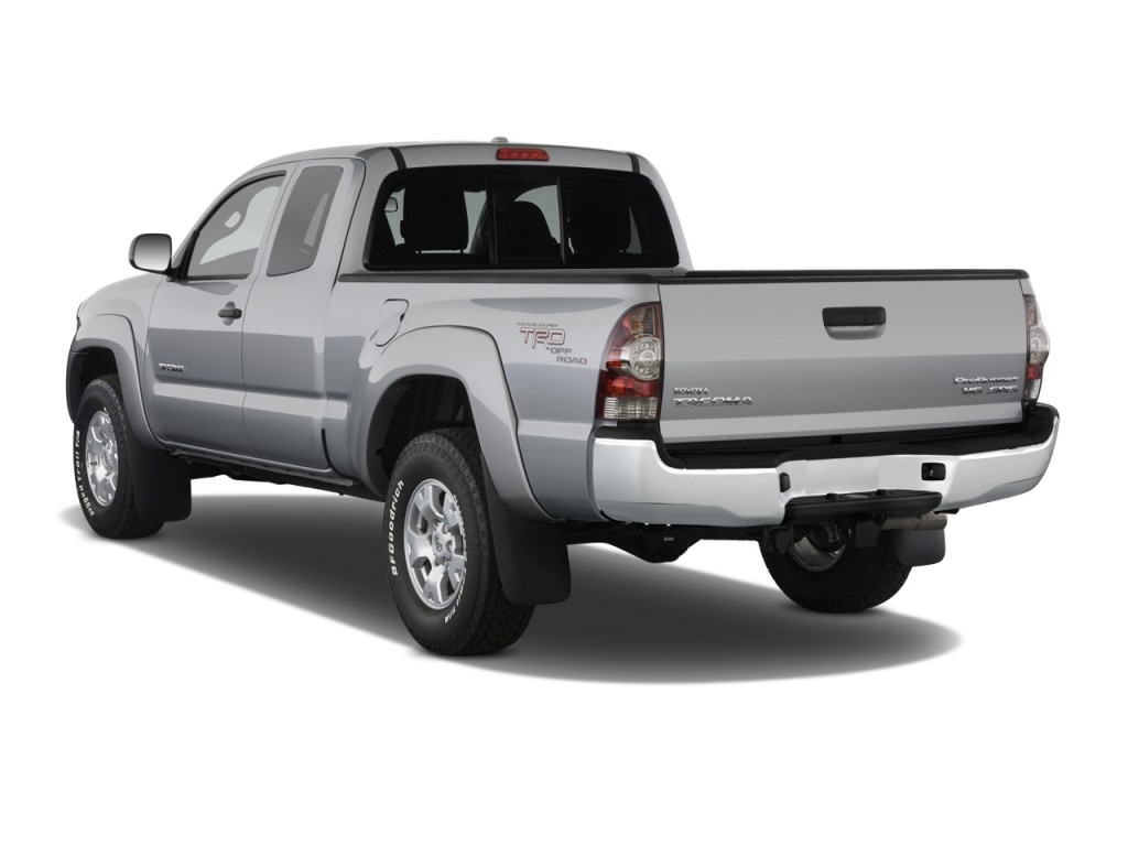 2010 toyota tacoma pictures photos gallery motorauthority. Black Bedroom Furniture Sets. Home Design Ideas