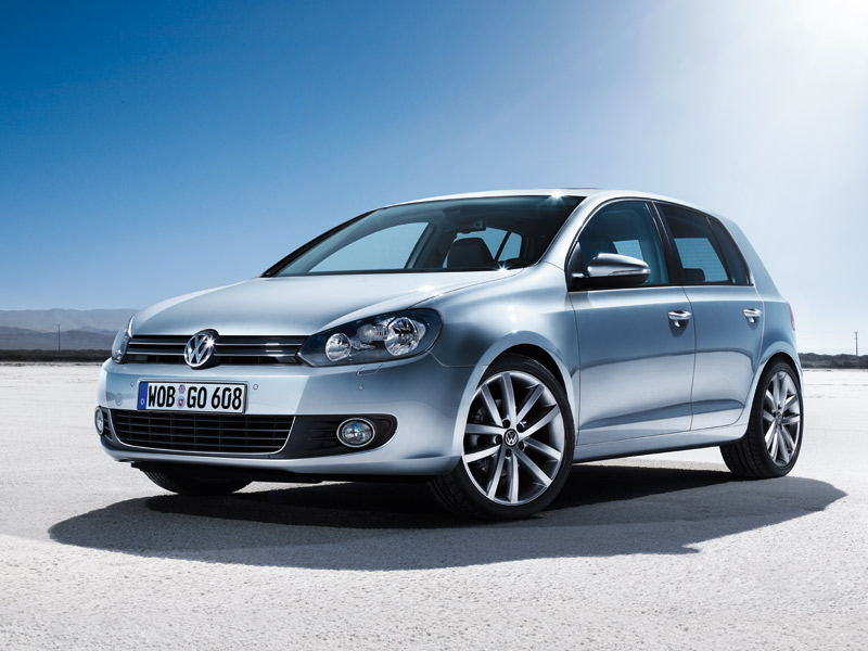 The New 2010 Rabbit TDI Diesel...Or, Is It a Golf Again?
