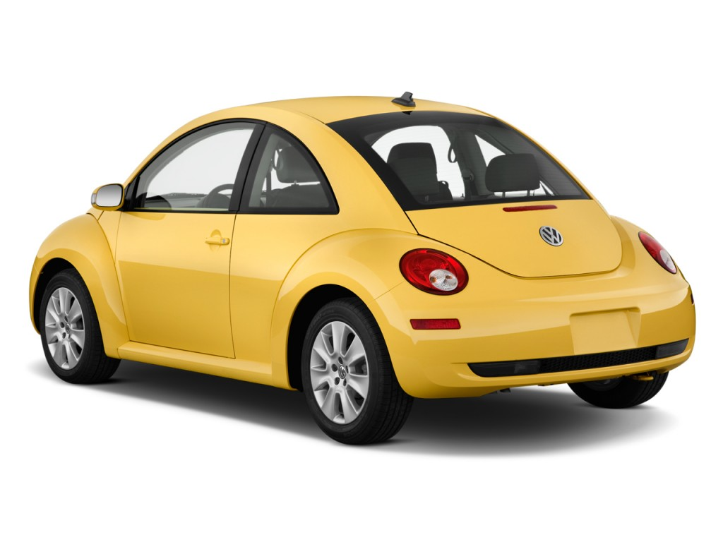 2010 Volkswagen New Beetle Coupe (VW) Pictures/Photos Gallery - The Car Connection