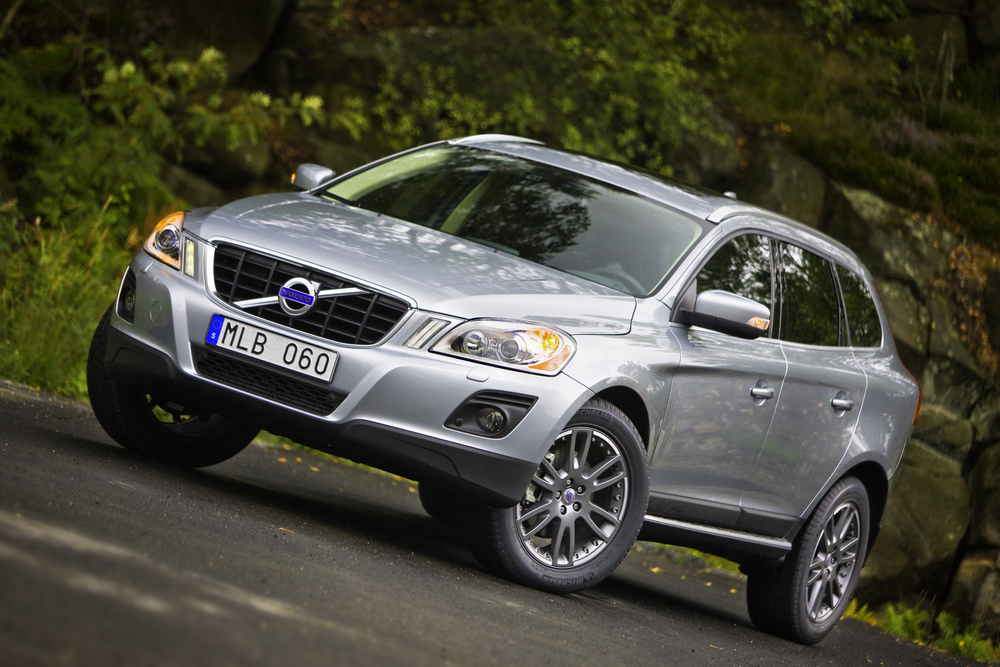 2010 Volvo Xc60 An All New Crossover