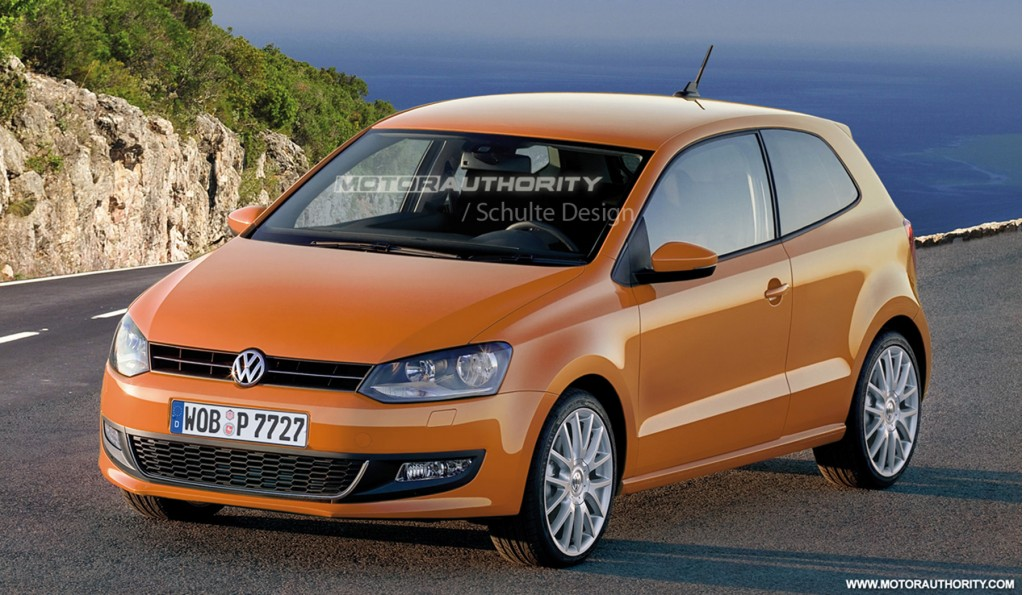 preview 2010 volkswagen polo three door. Black Bedroom Furniture Sets. Home Design Ideas
