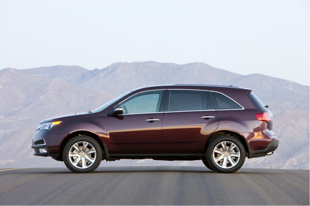 2011 acura mdx pictures photos gallery green car reports. Black Bedroom Furniture Sets. Home Design Ideas
