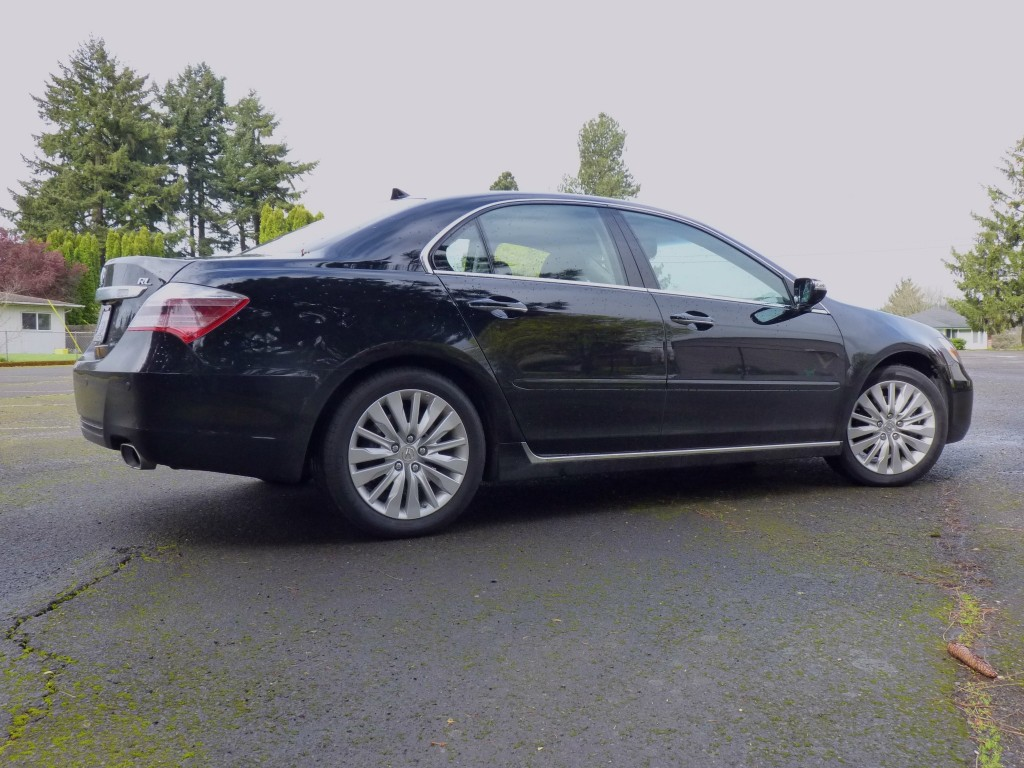 Acura Rl Repair Problems Cost And Maintenance   Book DB