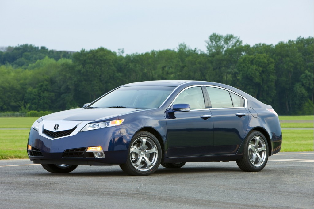 2011 Acura Tl Pictures Photos Gallery The Car Connection