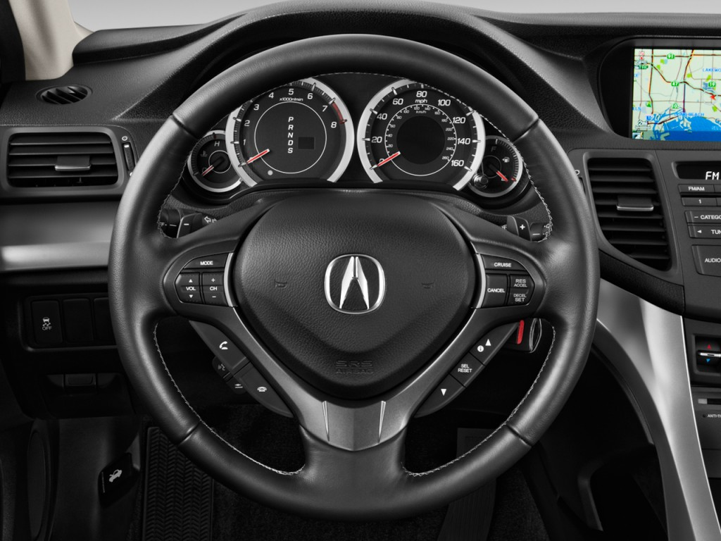 Acura Tsx Door Sedan I Auto Steering Wheel L on Acura Integra High Idle