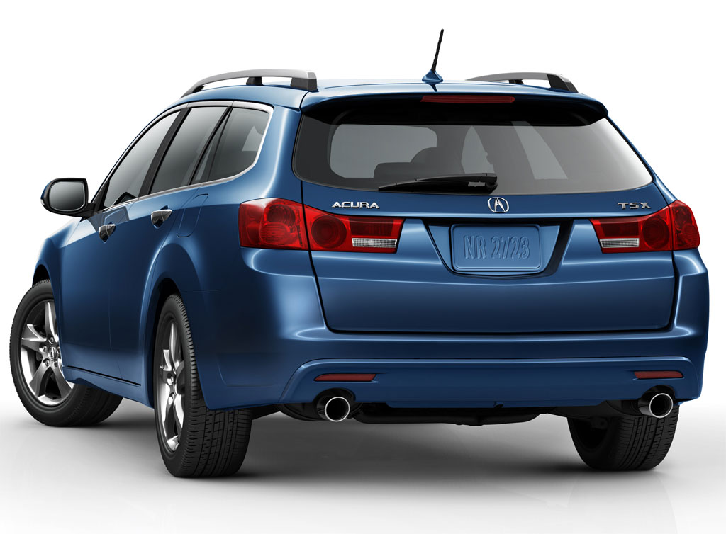 2011 acura tsx sport wagon priced from 30 960. Black Bedroom Furniture Sets. Home Design Ideas