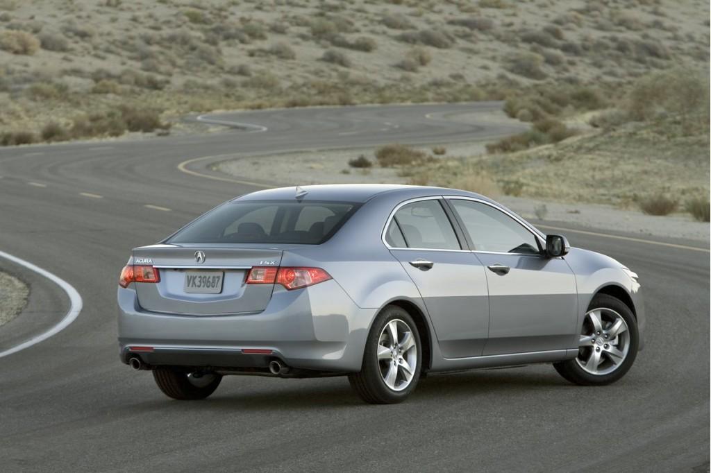 used 2011 acura tsx sedan pricing features edmunds. Black Bedroom Furniture Sets. Home Design Ideas