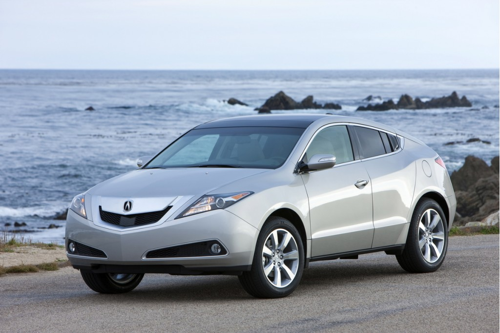 2011 acura zdx picturesphotos gallery the car connection. Black Bedroom Furniture Sets. Home Design Ideas