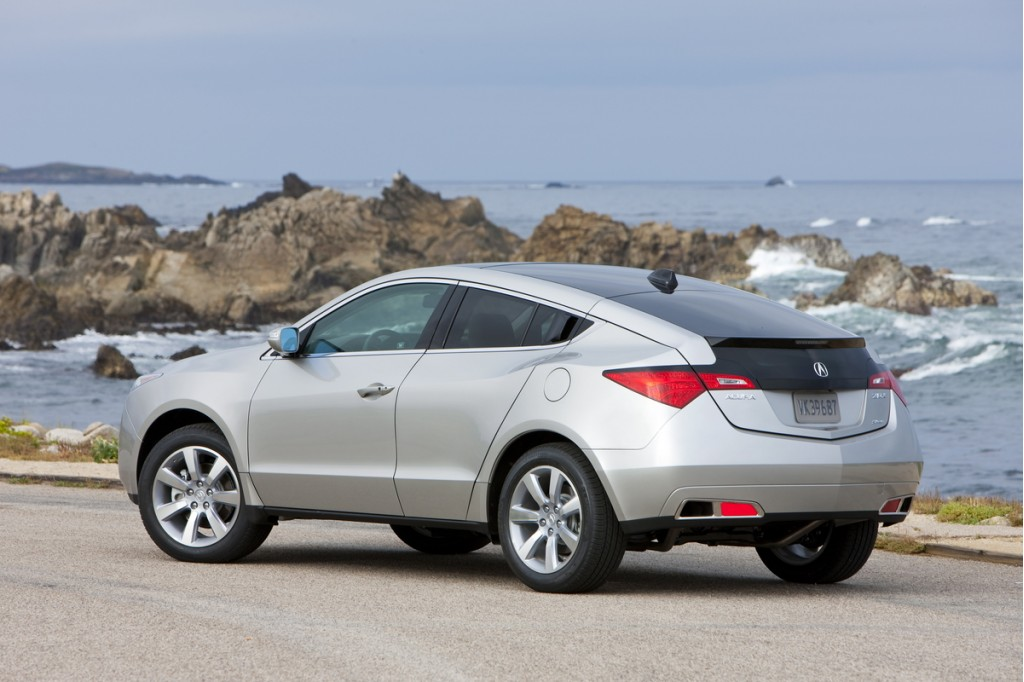2011 acura zdx pictures photos gallery motorauthority. Black Bedroom Furniture Sets. Home Design Ideas