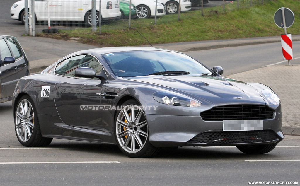 Aston Martin Db9 Automotive Industry